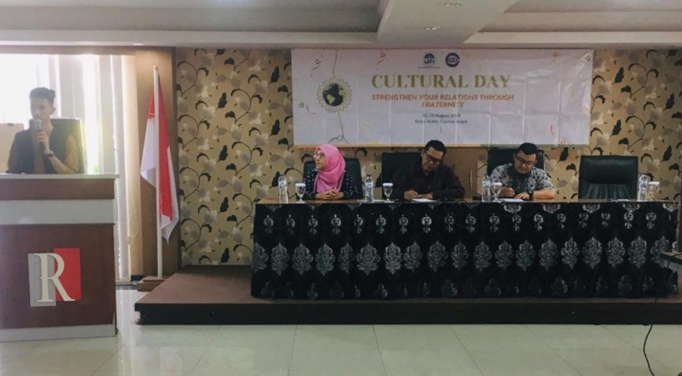 CIC UIN Jakarta holds cultural day 2019