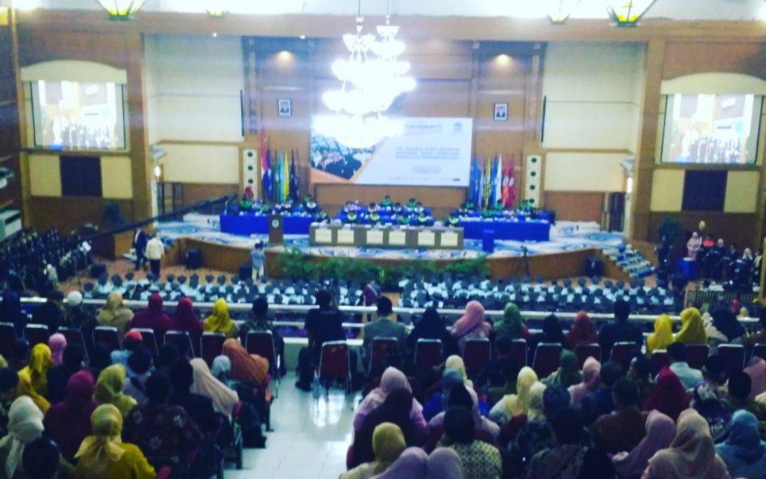 Berikut Lulusan Terbaik Hari Pertama Wisuda UIN Jakarta ke-113