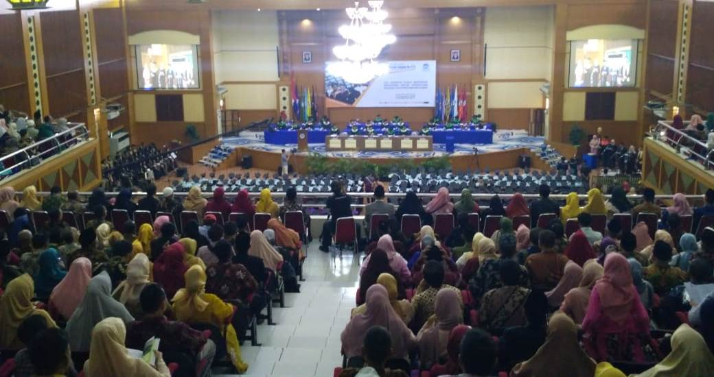 UIN Jakarta holds the 113th graduation ceremony