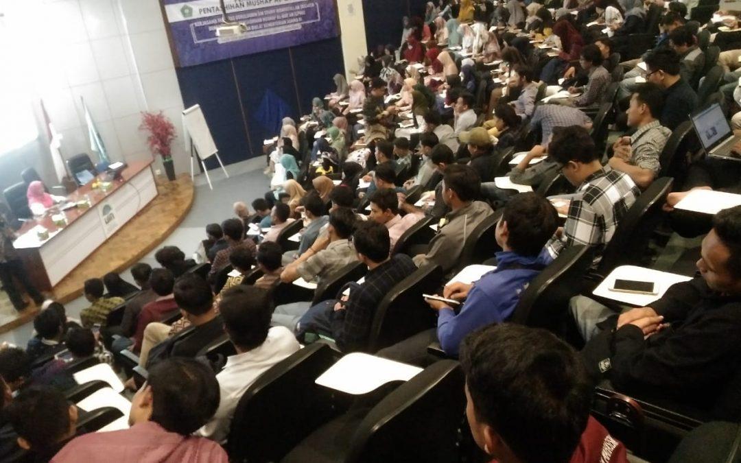FU dan LPMQ Gelar Latihan Pentashihan Mushaf Al-Qur'an