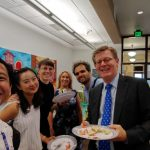 Fulbright Visiting Scholars: Usep conducts international research activity at Duke University