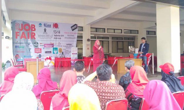 FISIP UIN Jakarta holds Job Fair 2019