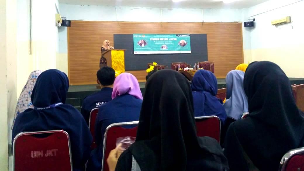SEMA UIN Jakarta Selenggarakan MPMU