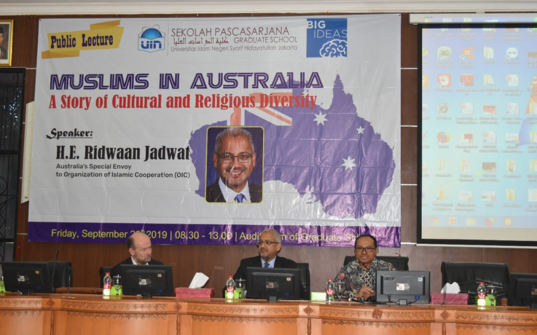 Ridwaan Jadwat: Islam is one of the fastest growing religions in Australia