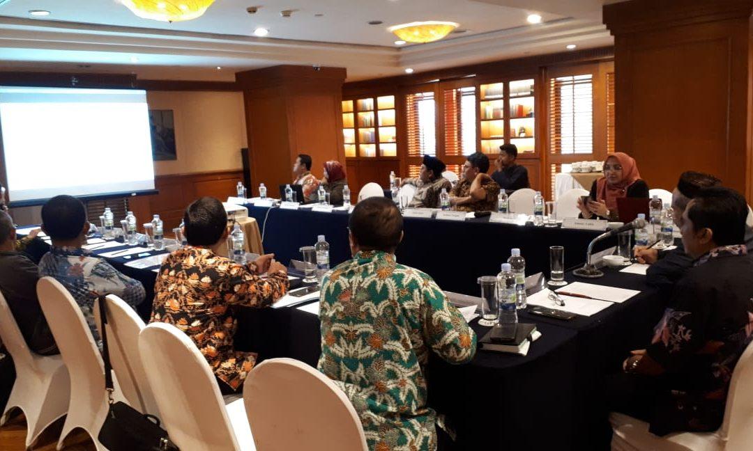PPIM Gelar FGD Tentang Moderasi Beragama di Kalangan Guru PAI