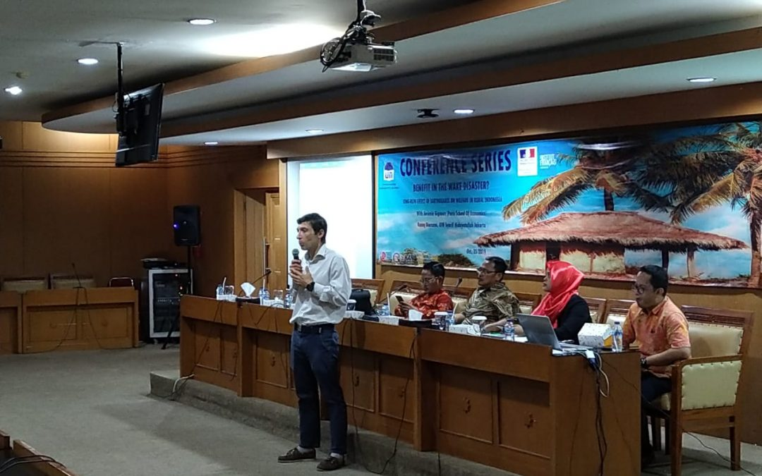 UIN Jakarta-IFI holds conference series