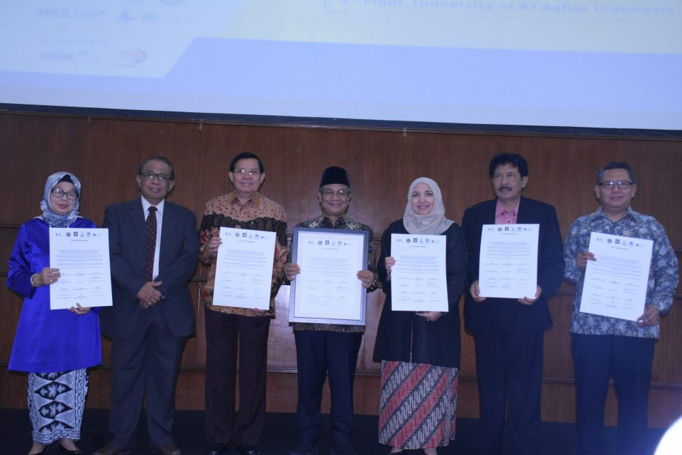 To optimize the three pillars of higher education, UIN Jakarta agree to cooperate with UAI