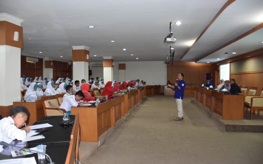 Siswa SMA Mutiara Islam Plus Bekasi Kunjungi UIN Jakarta