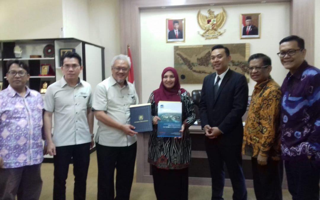 UIN Jakarta-UTM Malaysia Tandatangani Kerja Sama