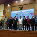 P2KM UIN Jakarta-The Political Literacy Institute gelar Diskusi dan Bedah Buku