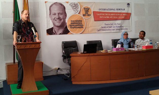 FAH UIN Jakarta holds international seminar