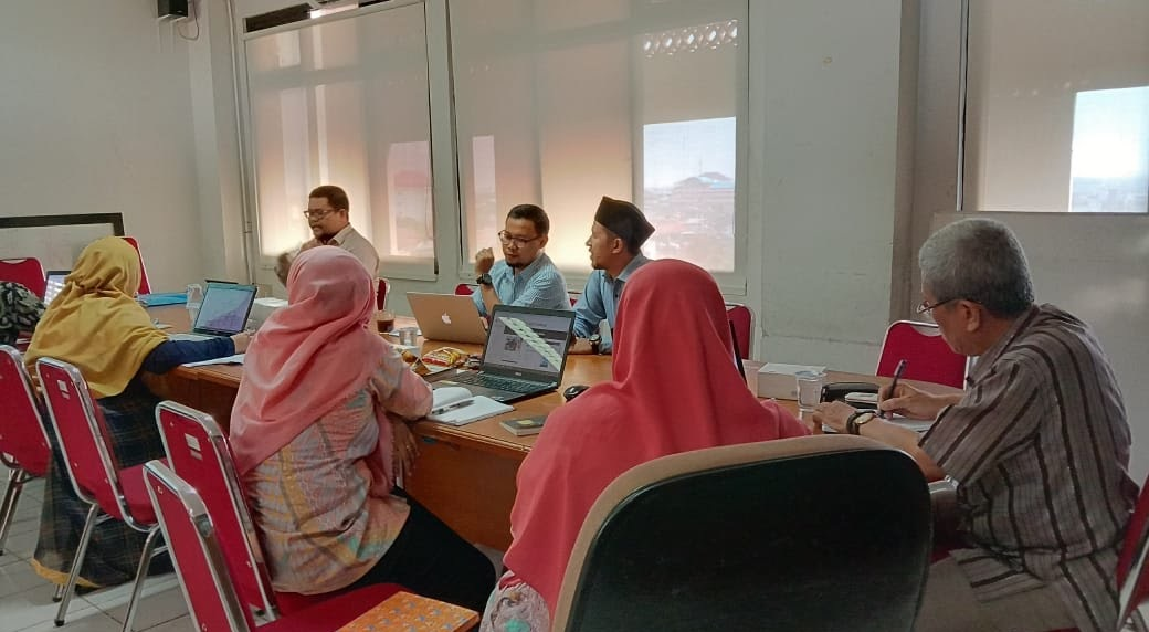 Tadris Fisika Gelar Workshop Pengembangan Pembelajaran Digital