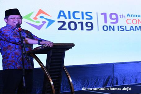 Rudiantara inaugurates the opening of AICIS 2019