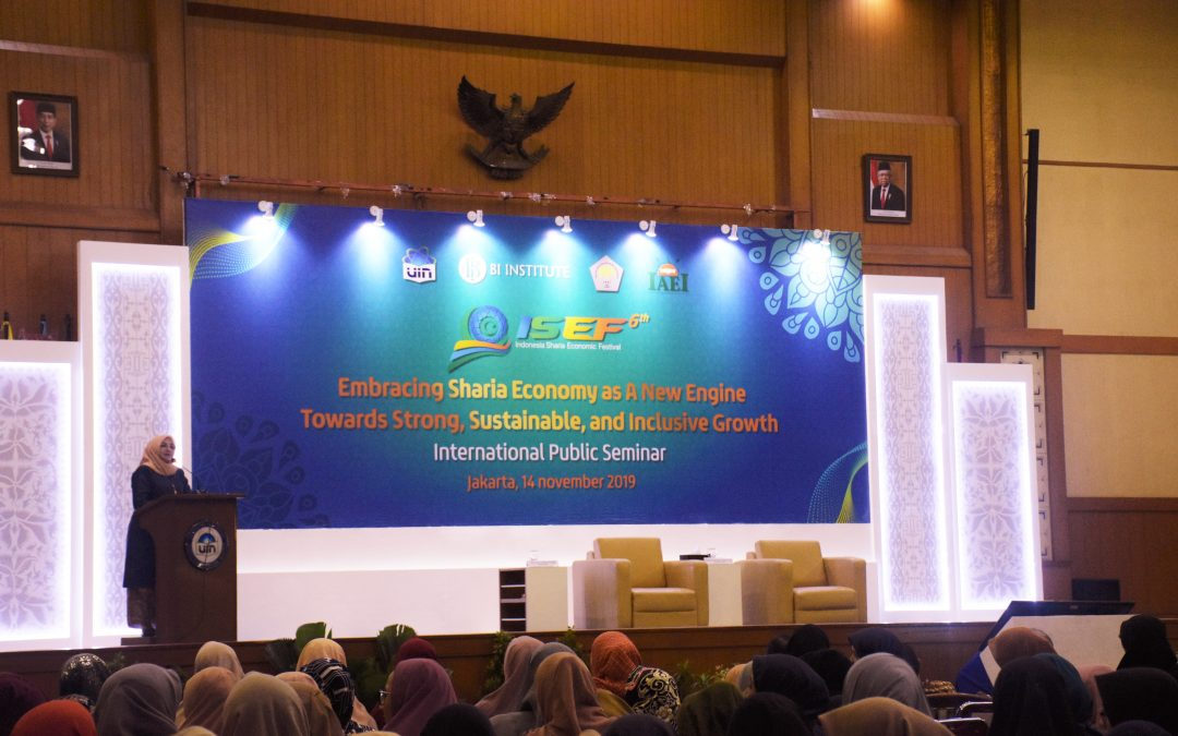 Rektor UIN Jakarta: Industri Keuangan Syariah Perlu Raih Kepercayaan Publik