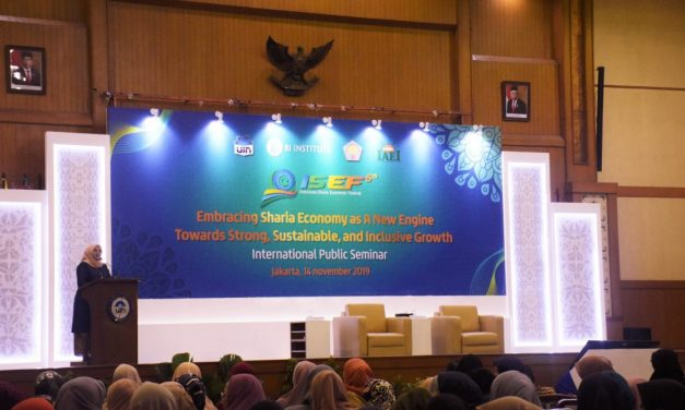 FEB UIN Jakarta-BI Institute holds the 6th ISEF