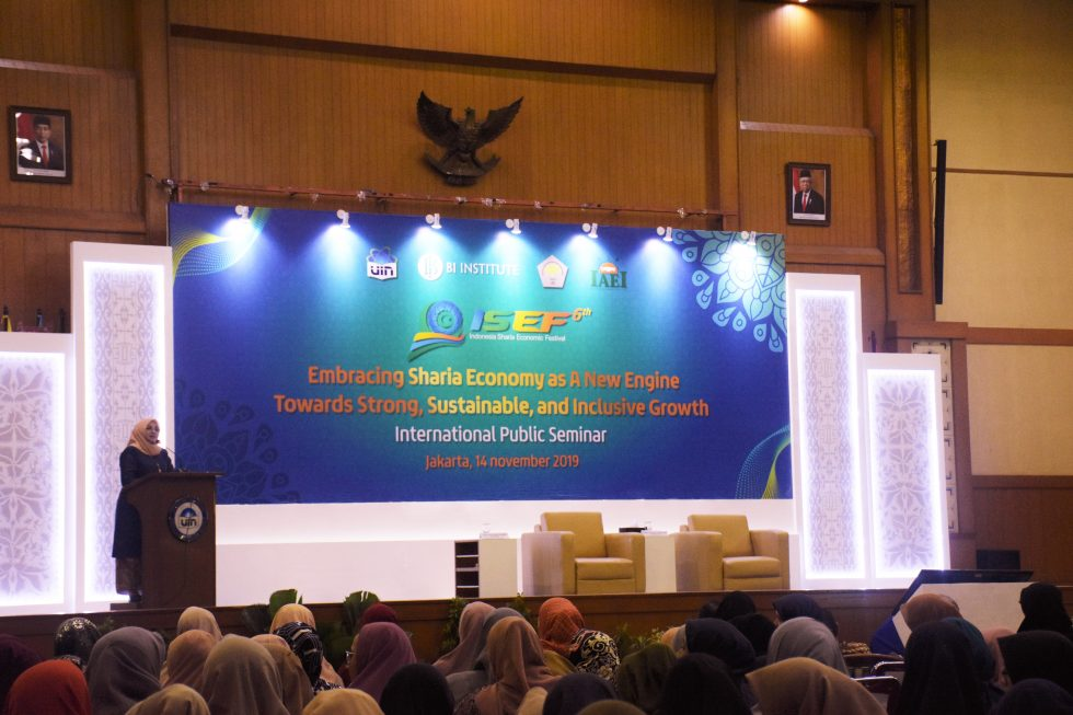 FEB UIN Jakarta-BI Institute holds the 6th ISEF