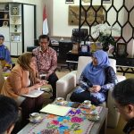 Afghan Acting Minister for information and culture visits UIN Jakarta