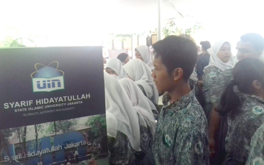 Lagi, UIN Jakarta Sosialisasi di SMAN 87 Jakarta