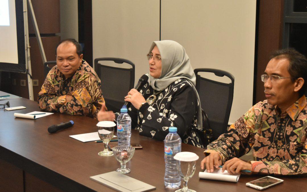 Hasil Riset SPs UIN Jakarta Harus Berdampak Kebijakan