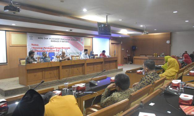 IAIN Batusangkar Belajar Sistem Akreditasi ke UIN Jakarta