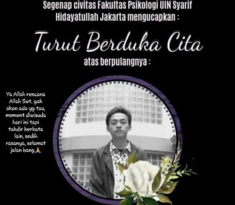 Nurul Faqih in Memorial: Belum Sempat Menerima Ijazah Langsung Masuk Jannah