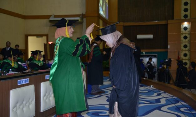 UIN Jakarta holds the 114th graduation ceremony