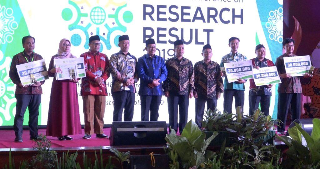 9 Jurnal UIN Jakarta Terima Apresiasi Kemenag