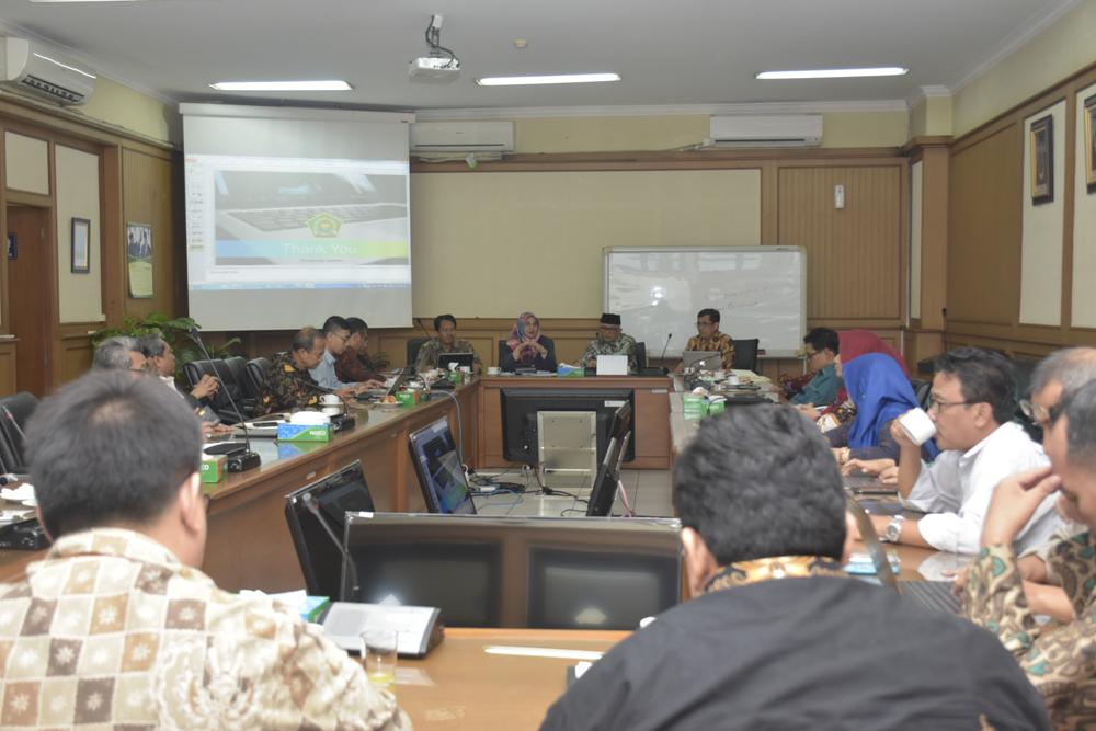 UIN Jakarta Harus Jadi Barometer PTKIN di Indonesia