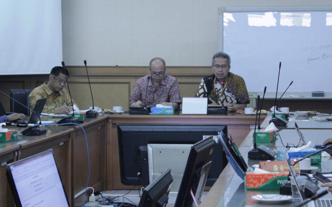 UIN Jakarta-BNPB Matangkan Kerjasama Pembukaan Prodi Manajemen Bencana