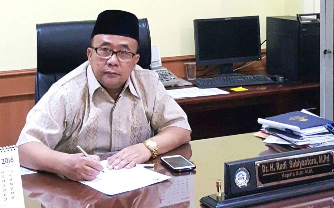 Hari Terakhir Kerja, Urip Rudi Subiyantoro Berpisah dengan Para Pegawainya