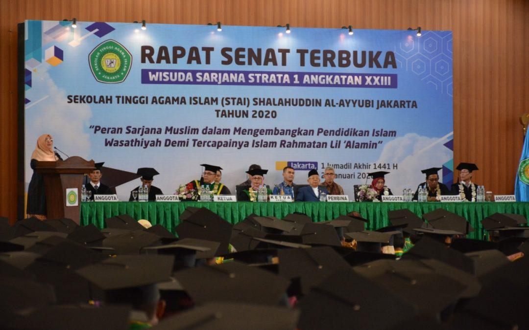 Rektor: Generasi Muda Pikul Tanggungjawab