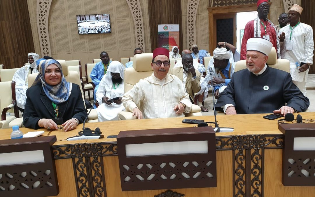 Representing Indonesian Muslim women, the Rector of UIN Jakarta attends an international conference in Mauritania