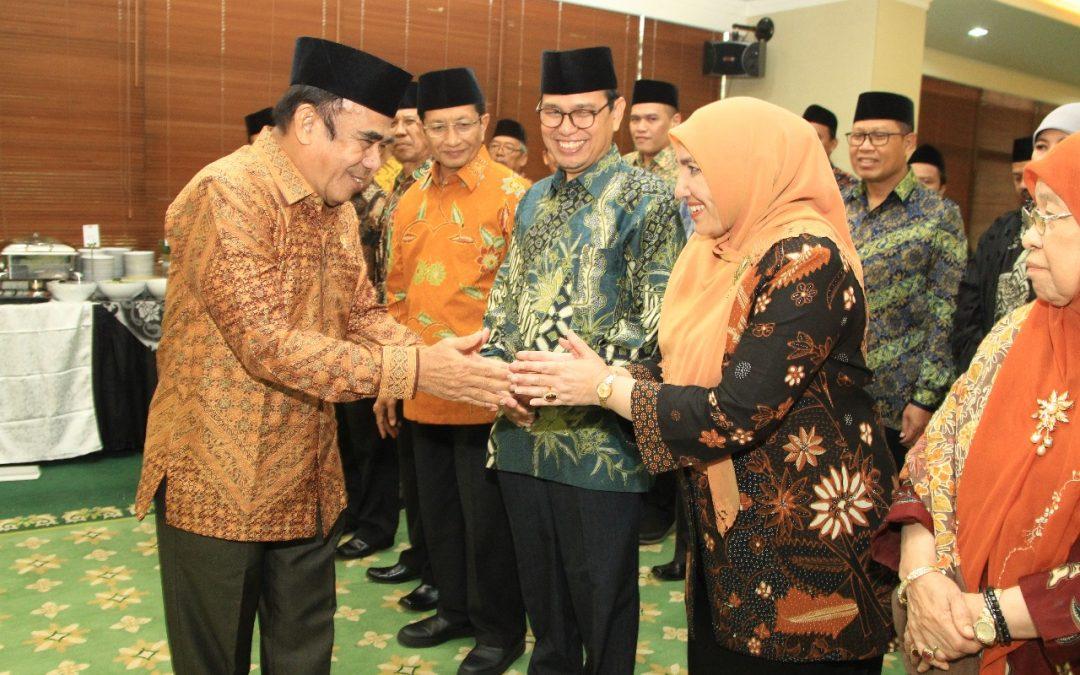 University has a responsibility to encourage the sakina family