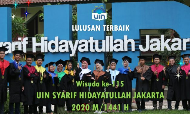 Hari Pertama Wisuda 115: Lulusan FITK Jadi Lulusan Terbaik Universitas
