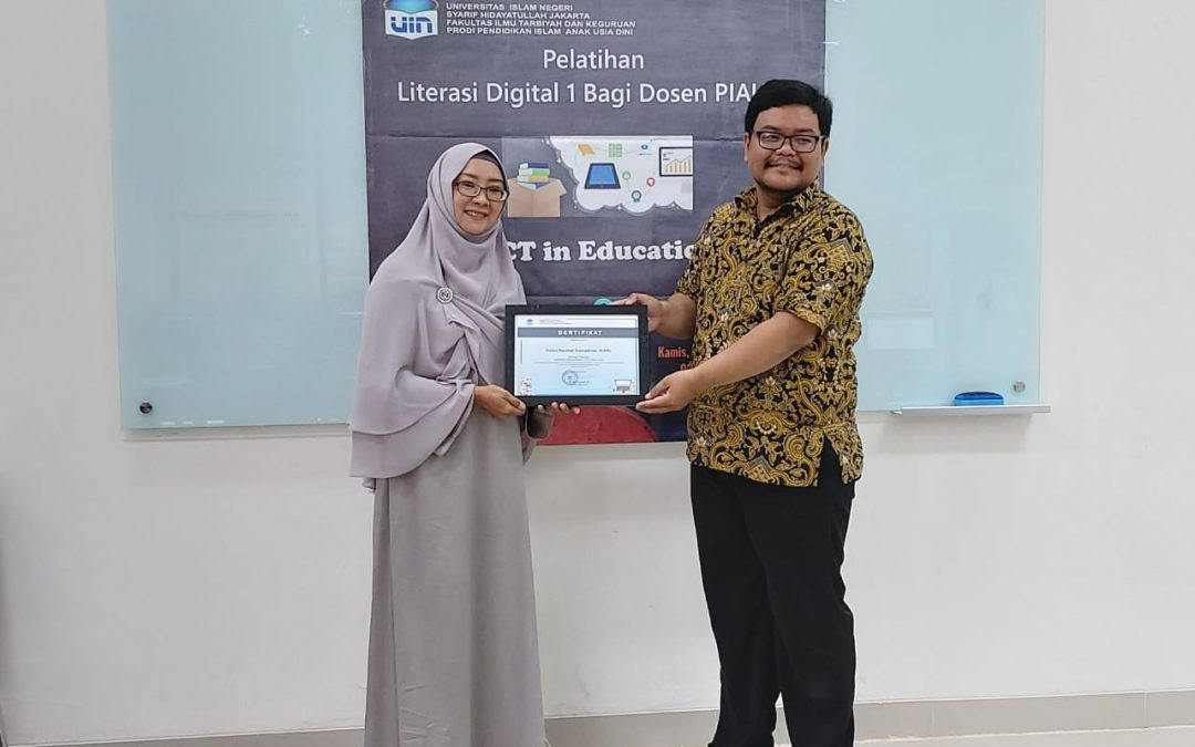 PIAUD hold workshop on digital literacy utilization