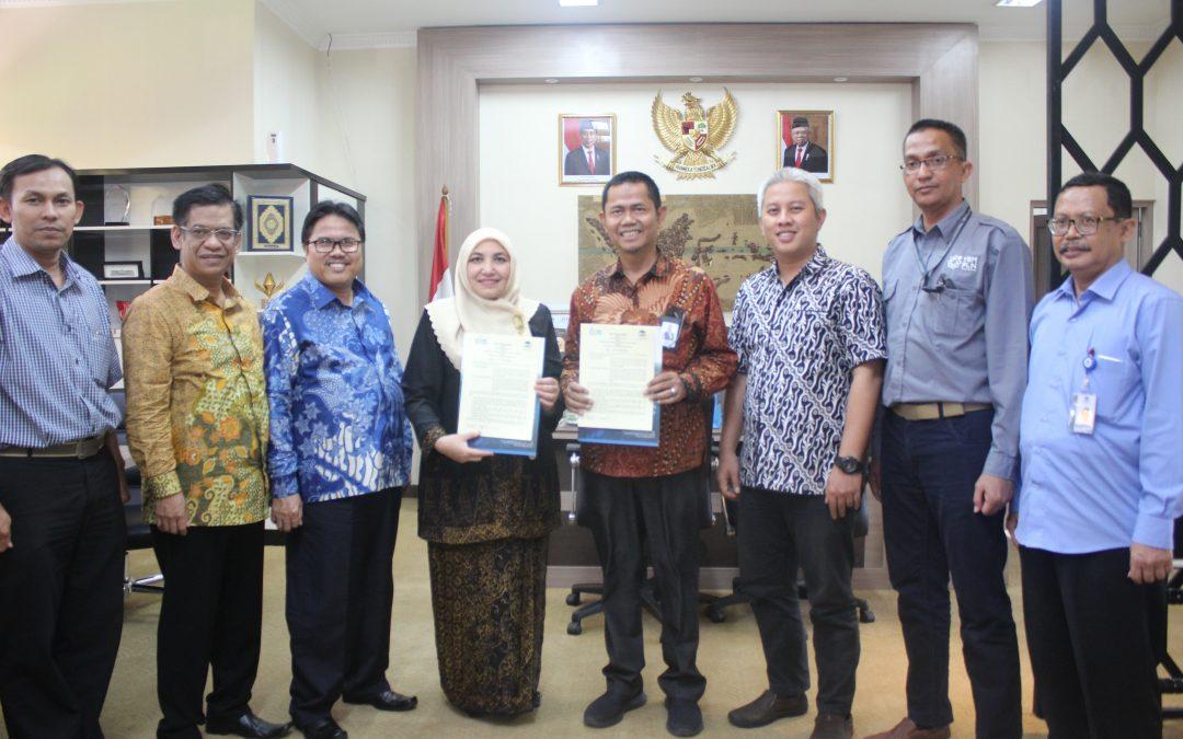 YBM PLN Siap Berikan Beasiswa bagi Mahasiswa UIN Jakarta