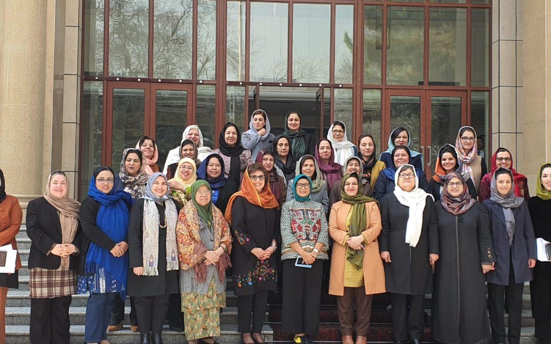 RI dan Afghanistan dalam Aksi Pemberdayaan Perempuan