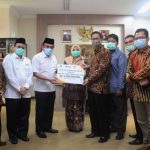 MORA donates IDR 2 billion to combat COVID-19