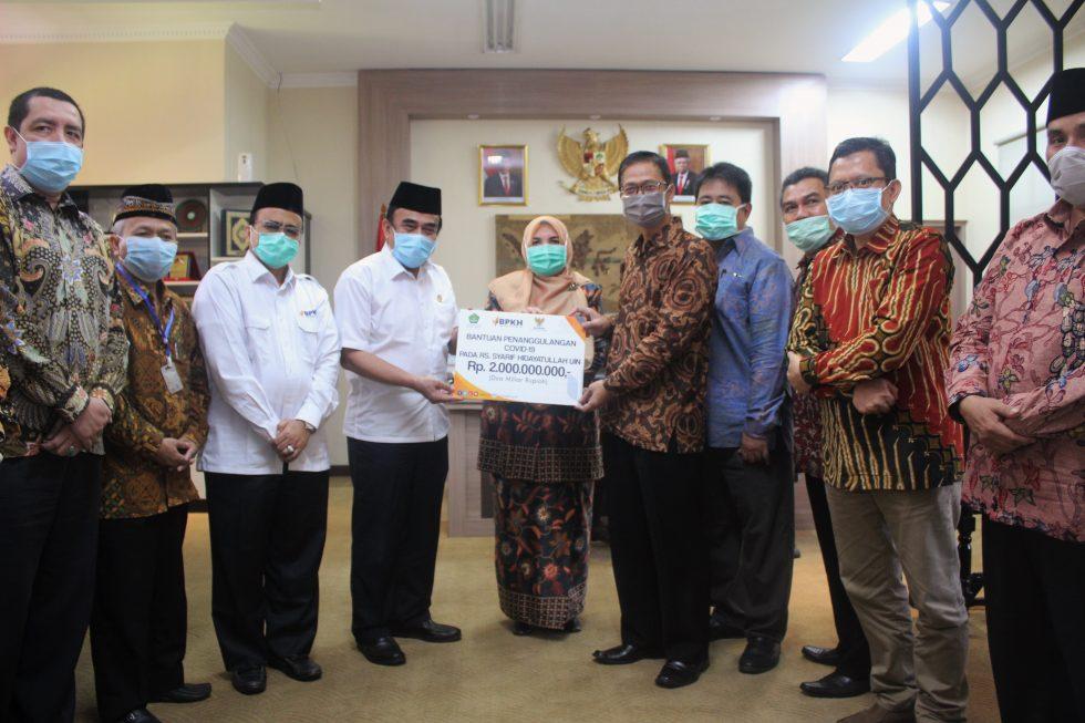 MORA donates IDR 2 billion to combat COVID-19