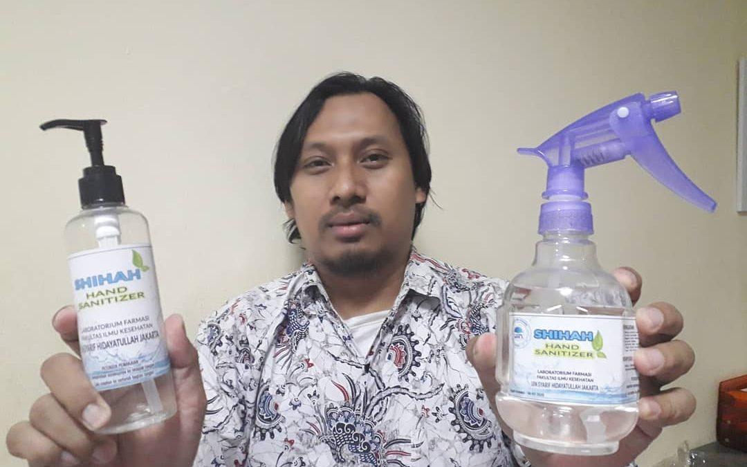 Cegah Covid-19, Fikes Produksi Sabun Pencuci Tangan