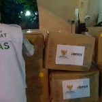 Syahid Hospital and Hajj Hospital Received PPE Assistance from Baznas