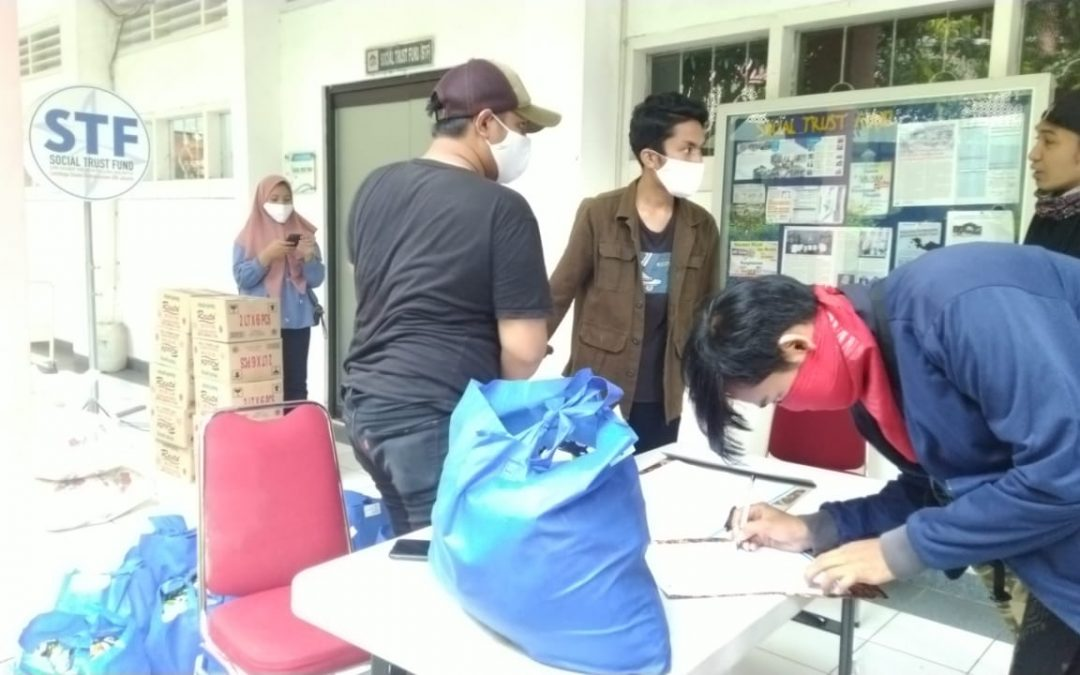 Mau Bayar Zakat? STF UIN Jakarta Siap Bantu Salurkan Zakat