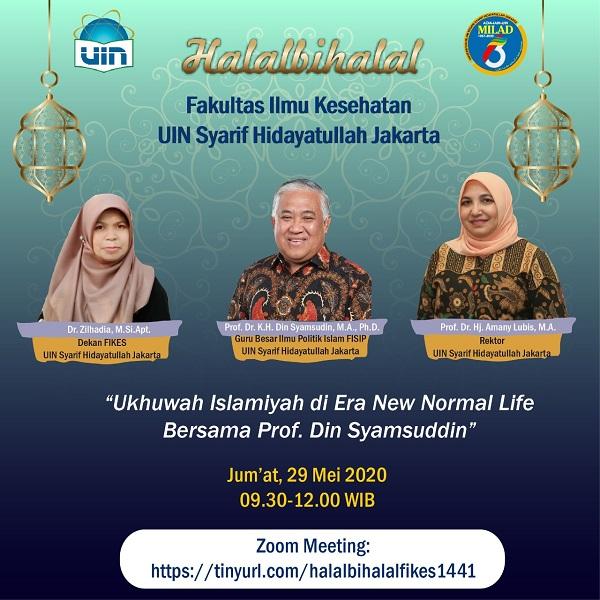Rektor: FIKES Jadikan UIN Jakarta Kampus Elit