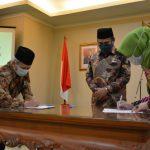 MORA handed over the Hajj Hospital to UIN Jakarta