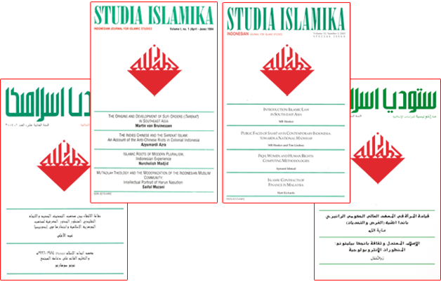 Studia Islamika managed to achieve a Q1 rating