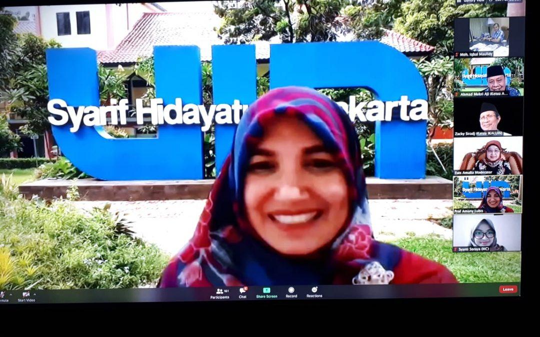 Pengembangan UIN Jakarta, Rektor Harap Dukungan Alumni