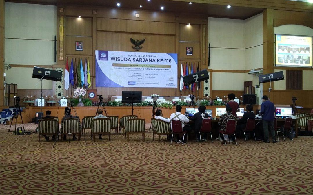 UIN Jakarta to hold virtual graduation ceremony