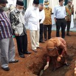 IKALUIN holds groundbreaking ceremony