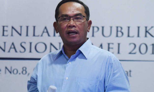 Saiful Mujani Becomes Professor of Political Science