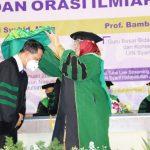 Rector of UIN Jakarta inaugurates Ahmad Syahid as Professor of Islamic thought